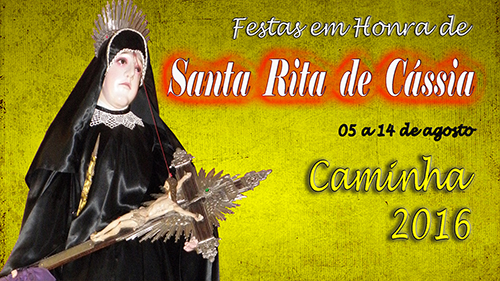 cartaz evento sta rita 2016