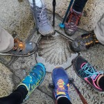 pés em santiago